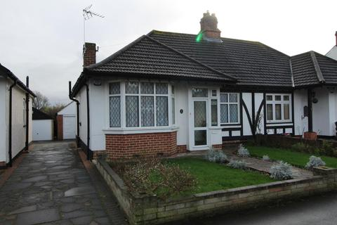 3 bedroom chalet for sale - Cranston Park Avenue, Upminster, Essex, RM14