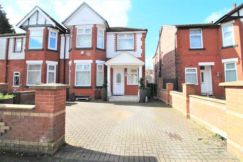 4 bedroom semi-detached house to rent - St Mary's Hall Road, Crumpsall, Manchester M8