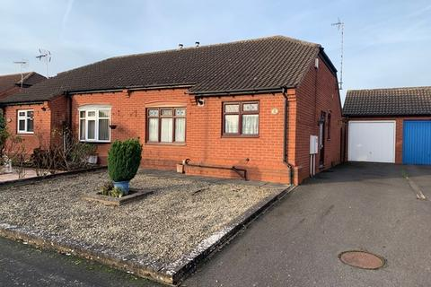 2 bedroom bungalow for sale - Broad Meadow, Wigston Harcourt, Leicester, LE18