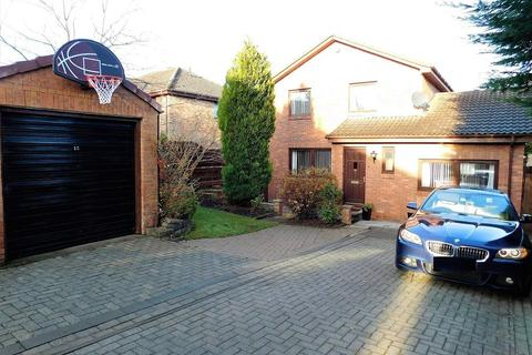 4 bedroom detached house for sale - 15 Whitemyre Court, Dunfermline