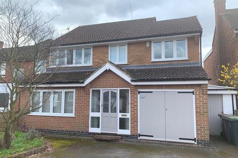 4 bedroom detached house for sale - Balmoral Drive, Bramcote, Nottingham, NG9