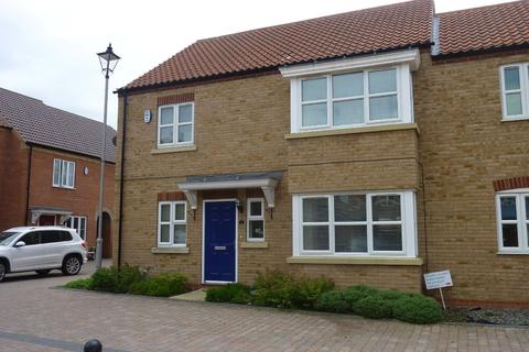 4 bedroom semi-detached house to rent - Bygott Walk, New Waltham, Grimsby, DN36