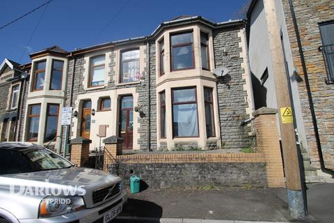 4 bedroom end of terrace house for sale - Llwynmadoc Street, Pontypridd