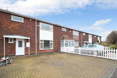 3 bedroom terraced house to rent - Oakham Close, Loughborough