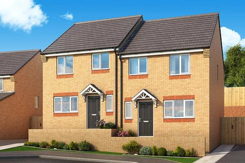 3 bedroom semi-detached house for sale - Coppice Heights, Dipton, Stanley, DH9