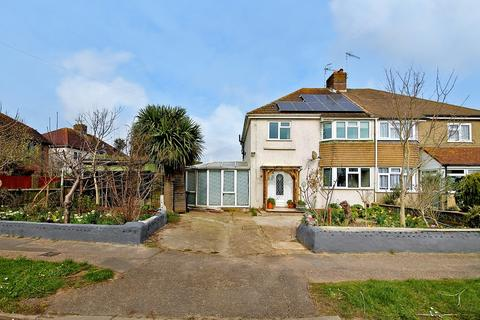 3 bedroom semi-detached house for sale - Tower Road, Sompting, Lancing BN15 9JN