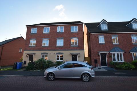 4 bedroom semi-detached house to rent - Merton Drive, Mackworth DE22 4JJ