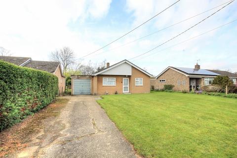 3 bedroom detached bungalow for sale - Cow Lane, Rampton