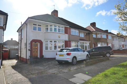 3 bedroom semi-detached house for sale - St Edmunds Drive, Stanmore