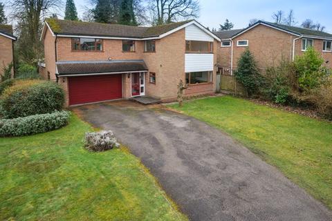 5 bedroom detached house for sale - Wincote Drive, Tettenhall, Wolverhampton