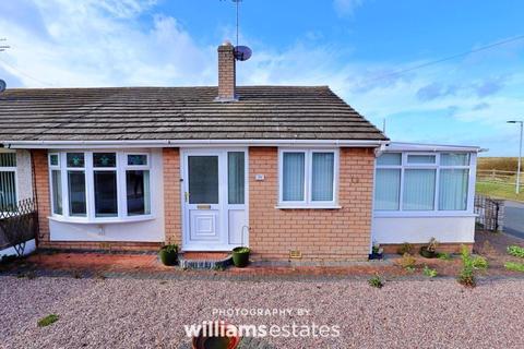 2 bedroom semi-detached bungalow for sale - Warren Drive, Prestatyn