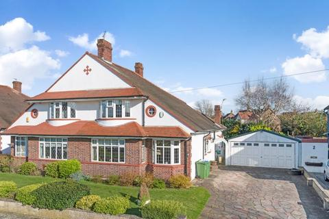 3 bedroom semi-detached house for sale - Willersley Avenue, Sidcup, DA15 9EJ