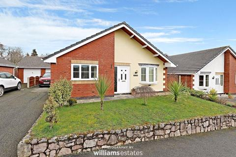 2 bedroom bungalow for sale - Cae Castan, Ruthin