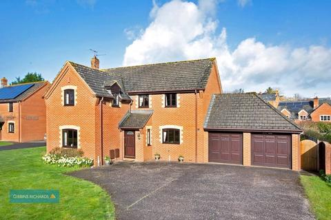 4 bedroom detached house for sale - Colesmore, Milverton