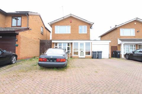 3 bedroom detached house for sale - Hamstead Hall Road, Birmingham