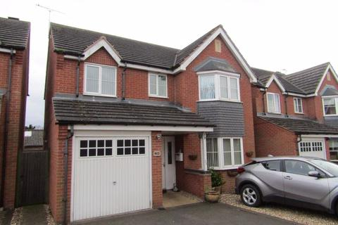 4 bedroom detached house to rent - Holly Mount, Retford