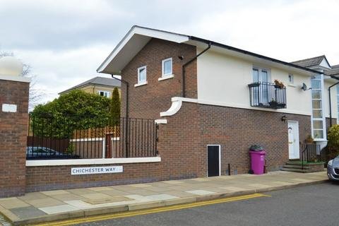 3 bedroom terraced house for sale - Chichester Way, Canary Wharf E14