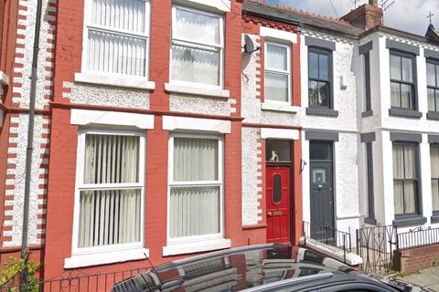4 bedroom terraced house for sale - Chestnut Grove, Wavertree