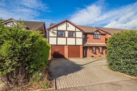 5 bedroom detached house for sale - Moss Road, Congleton
