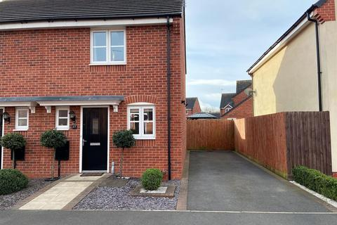 2 bedroom semi-detached house for sale - Triumph Road, Hinckley