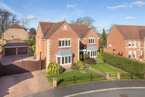5 bedroom detached house for sale - Woodlands Close, Stretton Hall