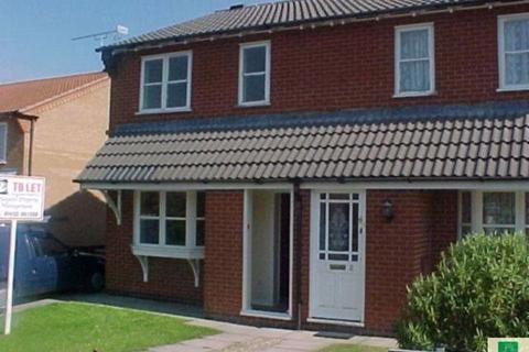 3 bedroom semi-detached house to rent - Bell Close, Broughton Astley LE9 6XA