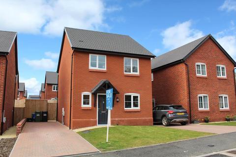 3 bedroom detached house for sale - Sandhurst Way, Nesscliffe, SY4 1DR