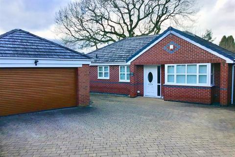 2 bedroom bungalow for sale - Sellman Street, Gnosall, Stafford, ST20 0EP