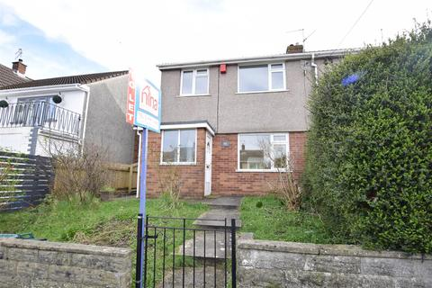 3 bedroom semi-detached house to rent - Daniel Street, Barry