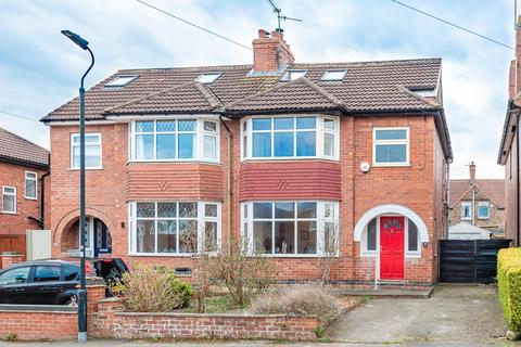 4 bedroom semi-detached house for sale - Maple Grove, Fulford, York