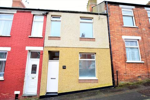2 bedroom terraced house for sale - Church Road, Barry