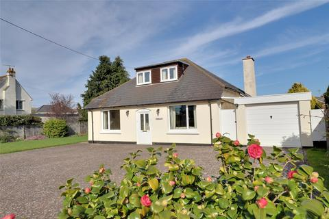 3 bedroom detached bungalow for sale - North Road, Williton
