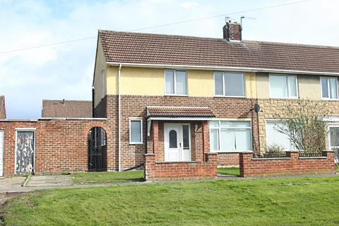 3 bedroom semi-detached house for sale - Renvyle Avenue, Stockton-On-Tees, TS19
