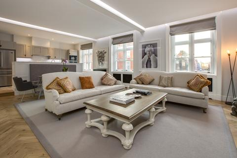 3 bedroom apartment to rent - North Audley Street, London, W1K
