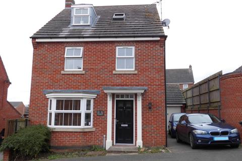 4 bedroom detached house for sale - Copgrove Close, Leicester, LE5