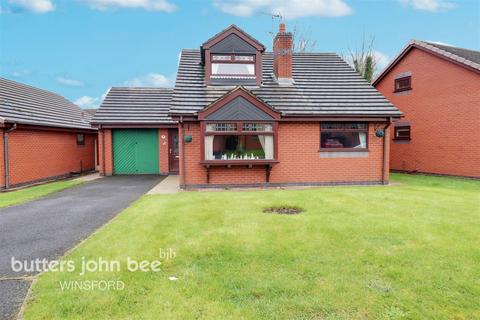 3 bedroom bungalow for sale - Delamere Rise, Winsford