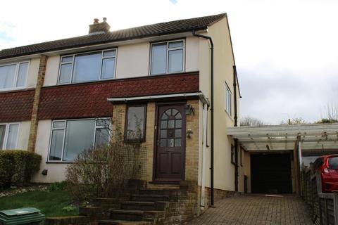 3 bedroom semi-detached house to rent - King John Road Kingsclere