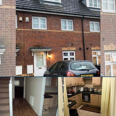 3 bedroom townhouse for sale - Alderglen Road, Manchester, Greater Manchester, M8