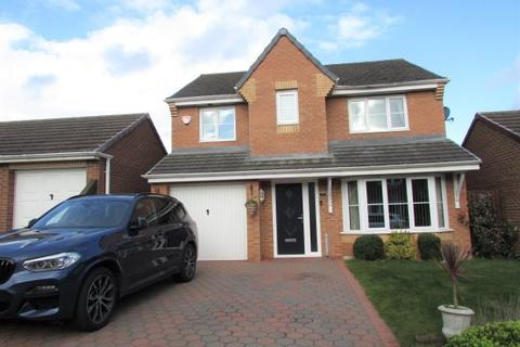 4 bedroom detached house for sale - DOUGLAS WAY, MURTON, SEAHAM DISTRICT