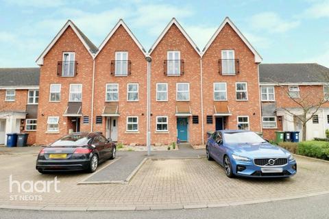 4 bedroom terraced house for sale - Linton Close, Eaton Socon