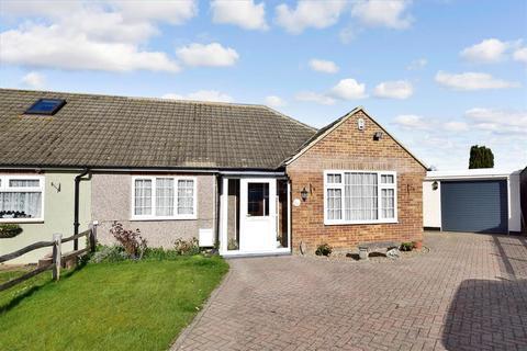 2 bedroom semi-detached bungalow for sale - Multon Road, West Kingsdown, Sevenoaks, Kent