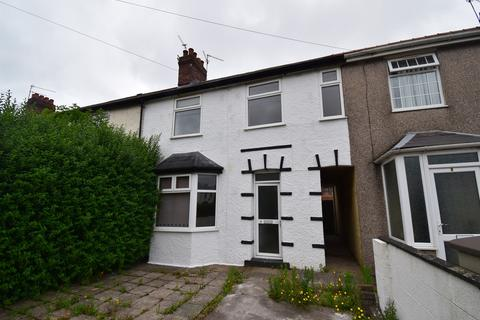 3 bedroom terraced house to rent - Dessmuir Road, Cardiff