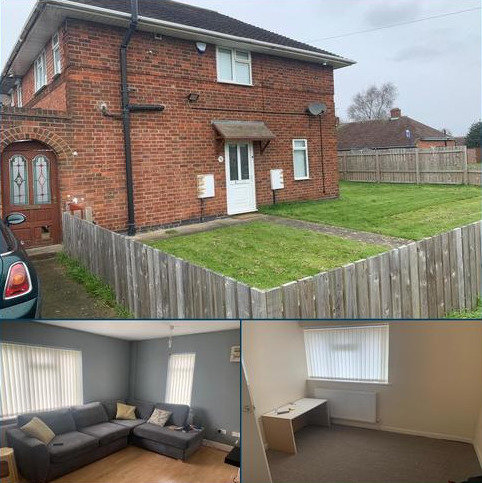 3 bedroom semi-detached house to rent - MANOR ROAD, LOUGHBOROUGH LE11
