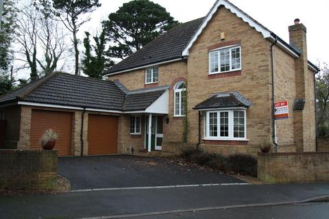 4 bedroom detached house to rent - Candish Drive, Elburton, Plymouth PL9
