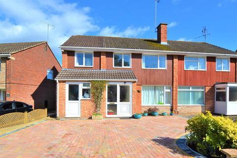 4 bedroom semi-detached house for sale - Colesbourne Road, Cheltenham, GL51 6DN