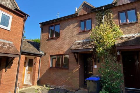 2 bedroom terraced house to rent - Mallard Close, West Hunsbury, Northampton NN4 9UR