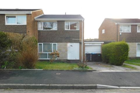 3 bedroom semi-detached house for sale - STAINDROP ROAD, NEWTON HALL, DURHAM CITY