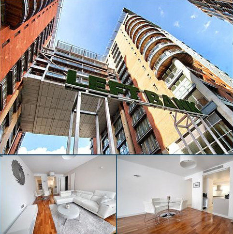 1 bedroom flat to rent - Leftbank, Manchester, M3