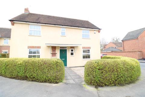 4 bedroom detached house for sale - Oakfield Road, Fernwood, Newark