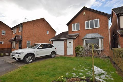3 bedroom detached house for sale - Manton Close, Broughton Astley